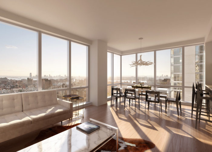 The Continental Luxury Rental Tower in Manhattan 2