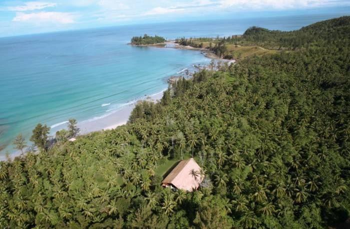 The Hibiscus Villa in Borneo 12