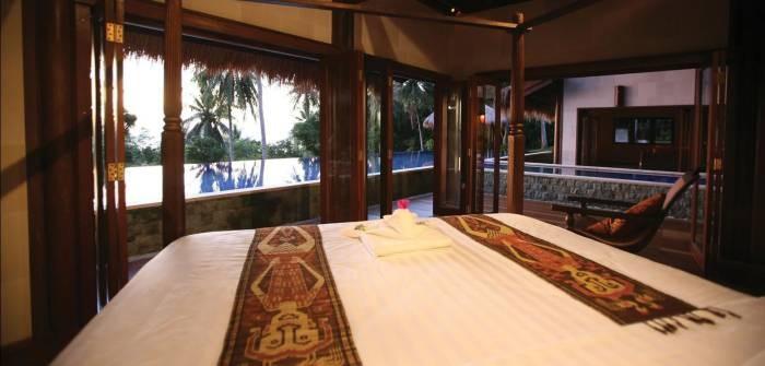 The Hibiscus Villa in Borneo 13