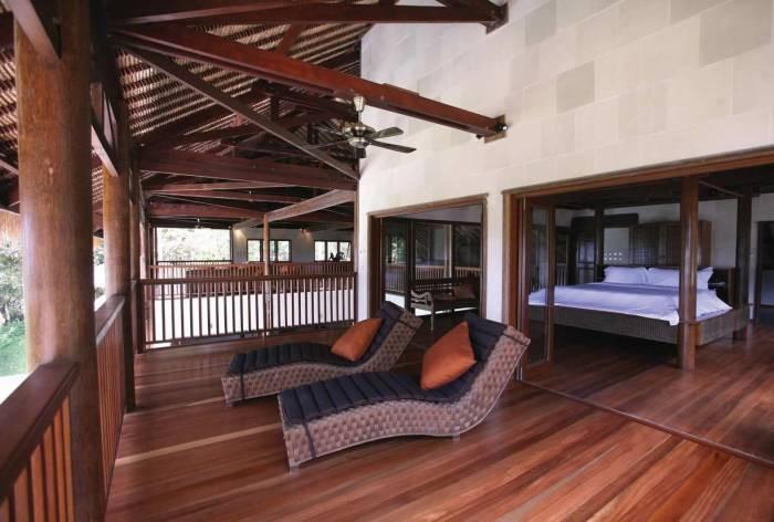 The Hibiscus Villa in Borneo 14