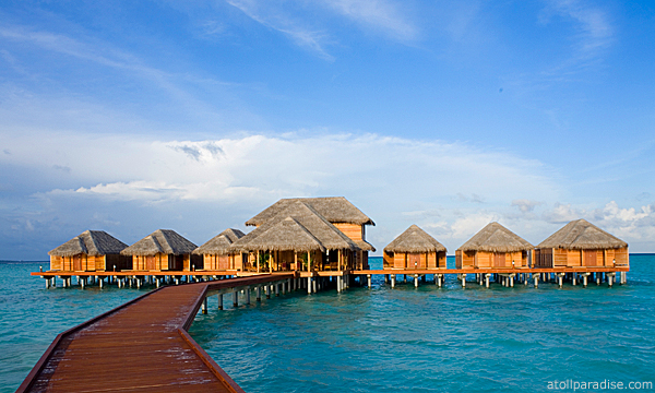 The Luxurious Anantara Resort Maldives 13
