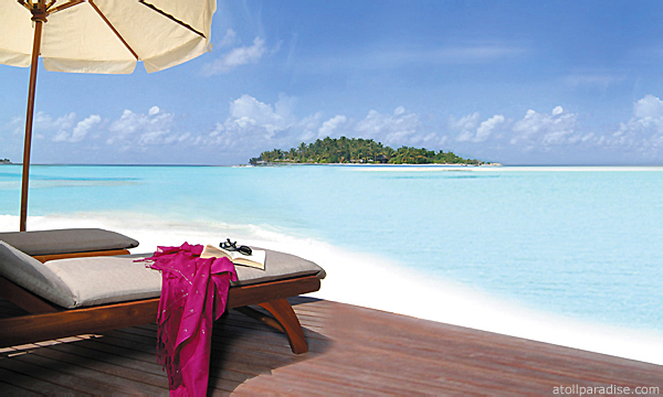 The Luxurious Anantara Resort Maldives 14