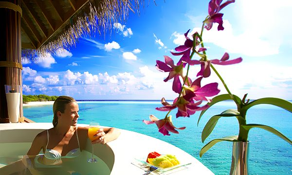 The Luxurious Island Hideaway Resort 1