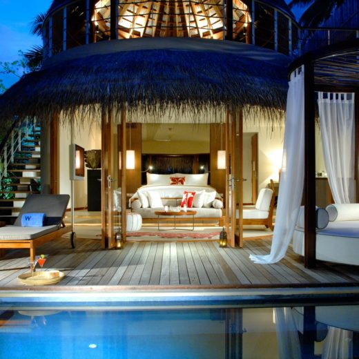 W Retreat – A Luxury Experience in the Maldives