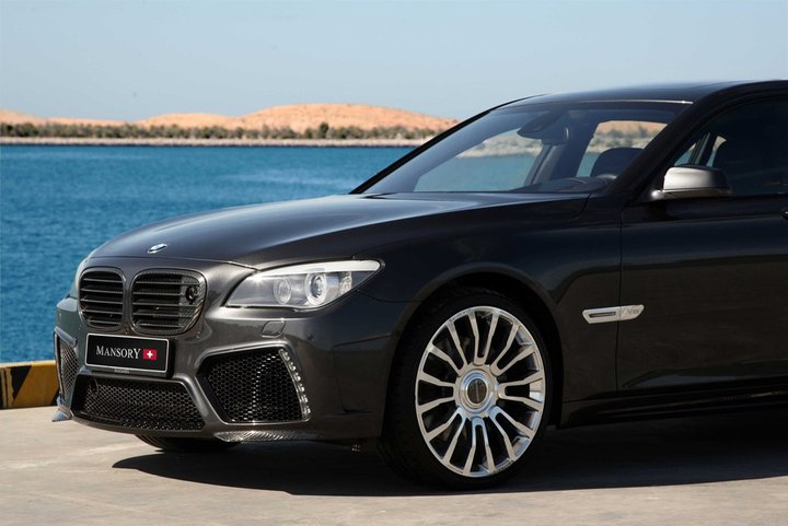 Bmw 7-Series F01 Tune by Mansory (1)