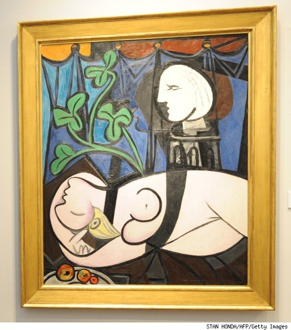 Did Abramovich Buy Picasso's Nude, Green Leaves and Bust?