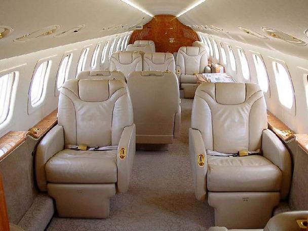 Embraer Legacy jet (5)