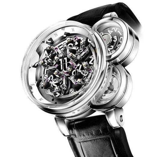 Harry Winston Opus Eleven Watch (6)