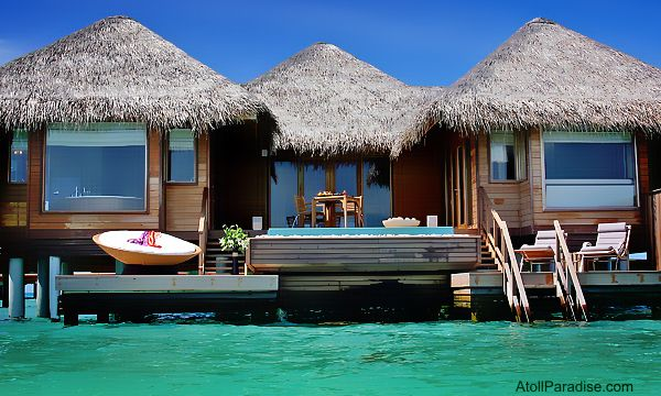 Huvafen Fushi – The Dream Island of the Maldives (1)