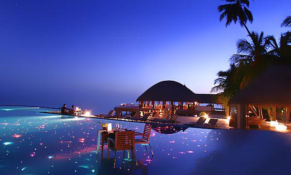 Huvafen Fushi – The Dream Island of the Maldives (9)