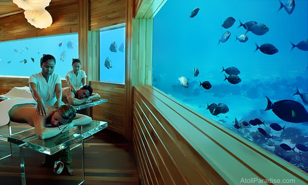 Huvafen Fushi – The Dream Island of the Maldives (8)