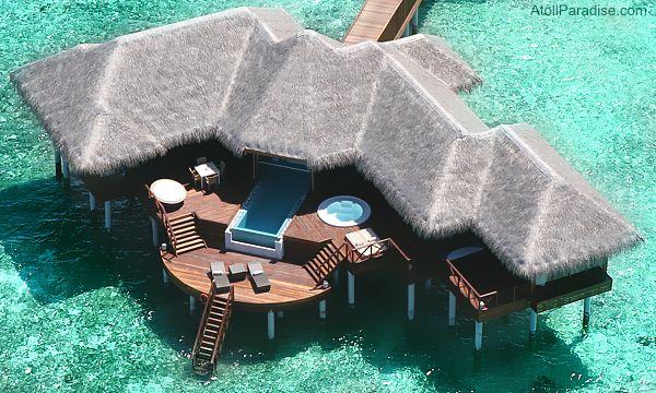 Huvafen Fushi – The Dream Island of the Maldives (4)