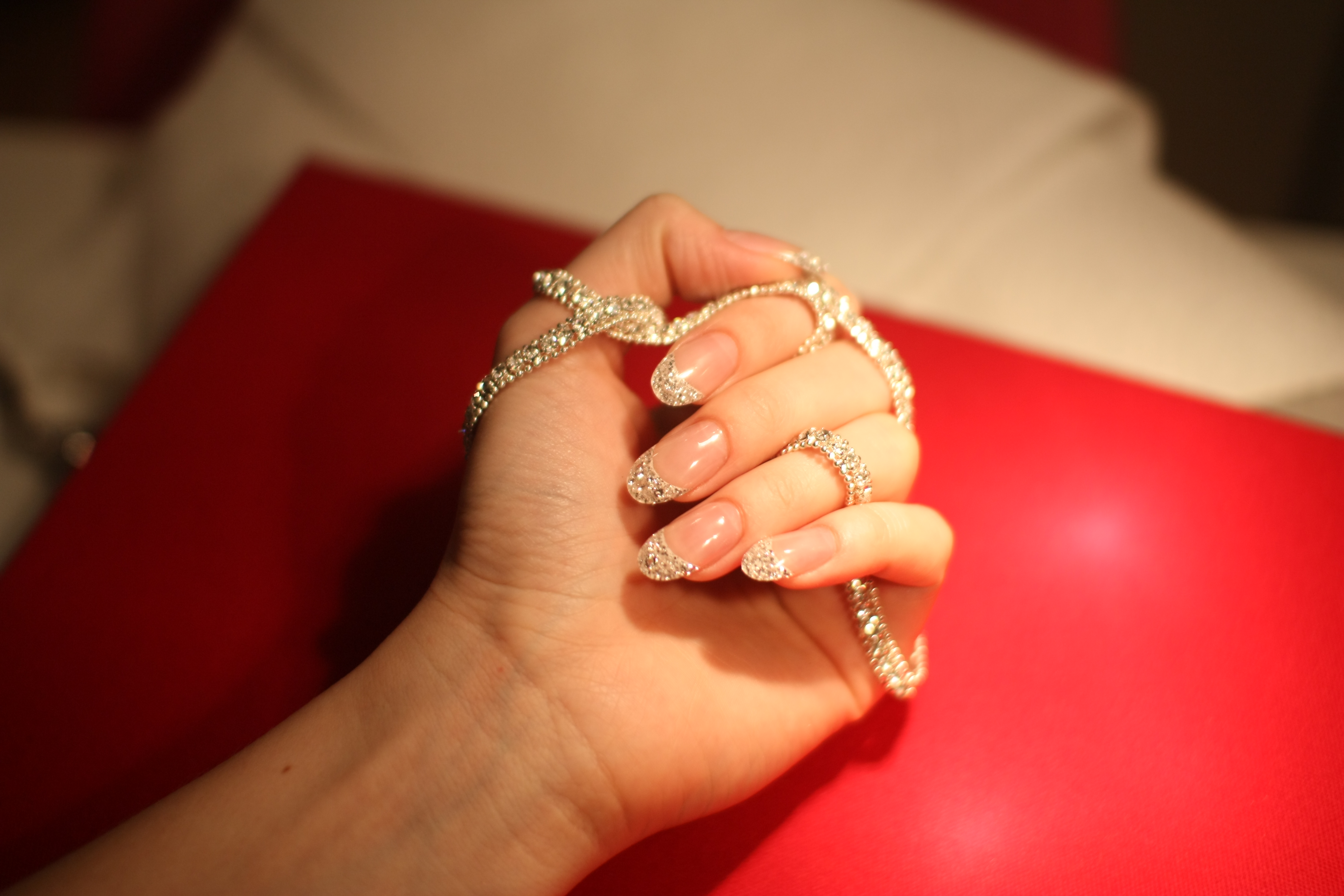 Most Expensive Manicure from Cherish 1