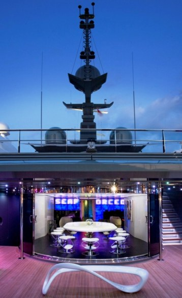 Sea Force One - Superyacht Charter (10)