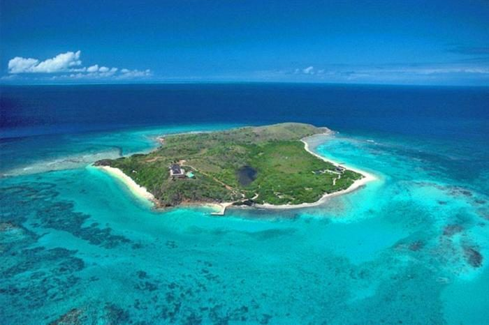 Sir Richard Branson's Necker Island (12)