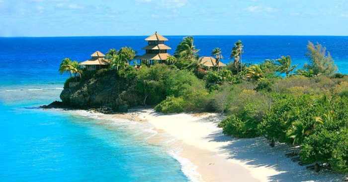 Sir Richard Branson's Necker Island (1)
