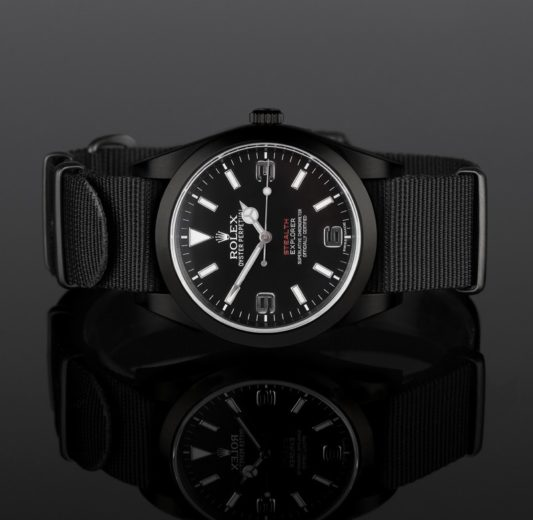 Stealth Military Rolexes from Project X Designs (6)