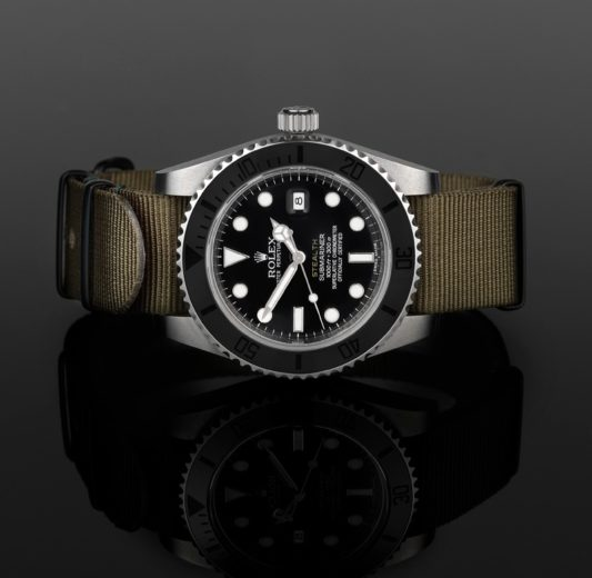 Stealth Military Rolexes from Project X Designs (4)