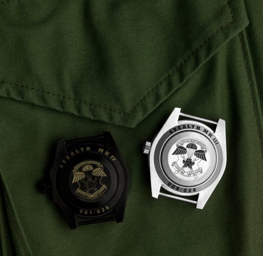 Stealth Military Rolexes from Project X Designs (3)