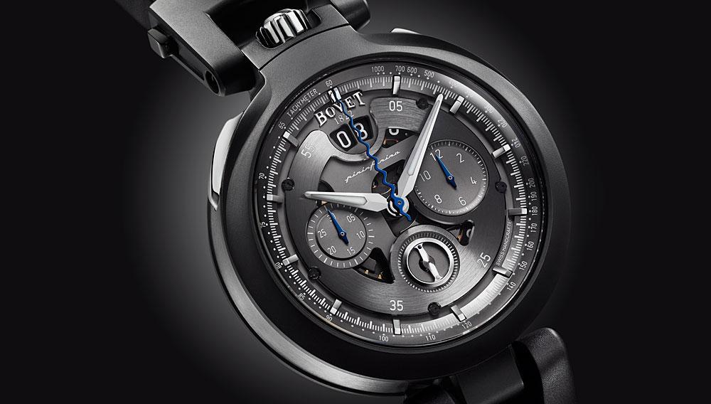 The 2011 Bovet Amadeo45 Chronograph Cambiano by Pininfarina (2)