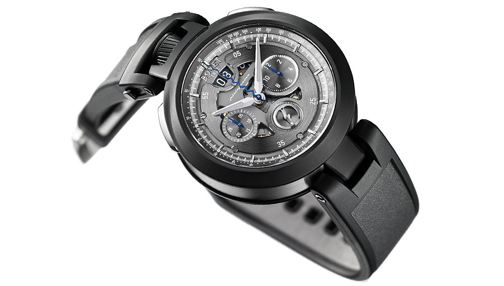 The 2011 Bovet Amadeo45 Chronograph Cambiano by Pininfarina (1)