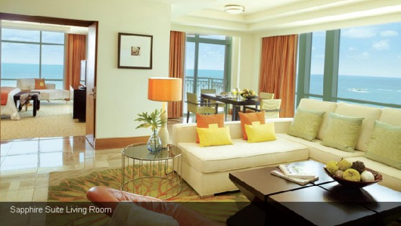 The Exquisite Bridge Suite of Hotel Atlantis (4)