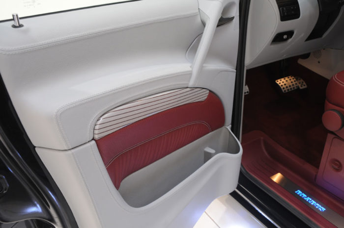 Brabus Mercedes Viano iBusiness 3D Van (2)