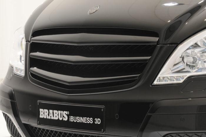 Brabus Mercedes Viano iBusiness 3D Van (1)