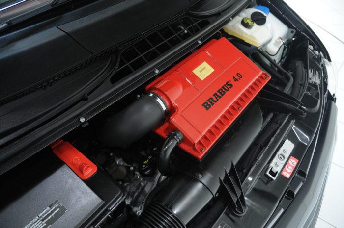 Brabus Mercedes Viano iBusiness 3D Van (17)