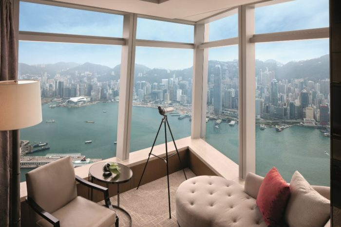 Ritz-Carlton Takes Luxury to New Heights in Hong Kong (3)