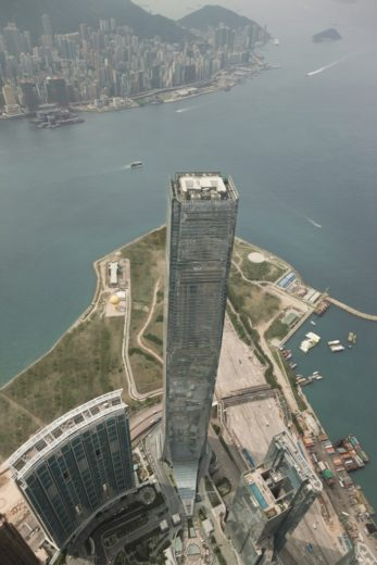 Ritz-Carlton Takes Luxury to New Heights in Hong Kong (2)