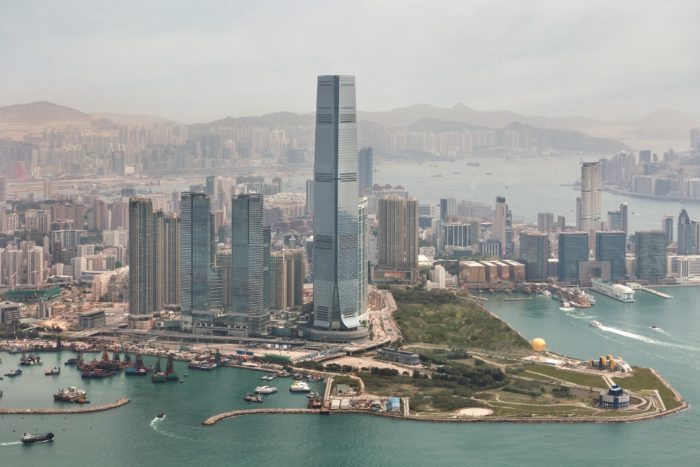 Ritz-Carlton Takes Luxury to New Heights in Hong Kong (1)