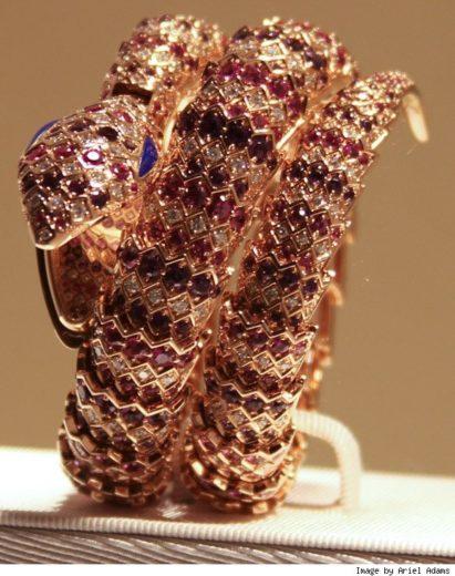 Bulgari Serpenti Watches for Elegant Ladies (9)