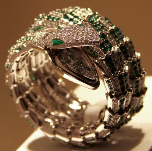Bulgari Serpenti Watches for Elegant Ladies (8)