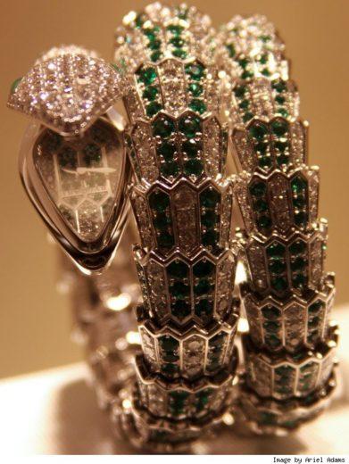 Bulgari Serpenti Watches for Elegant Ladies (7)