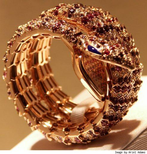 Bulgari Serpenti Watches for Elegant Ladies (6)