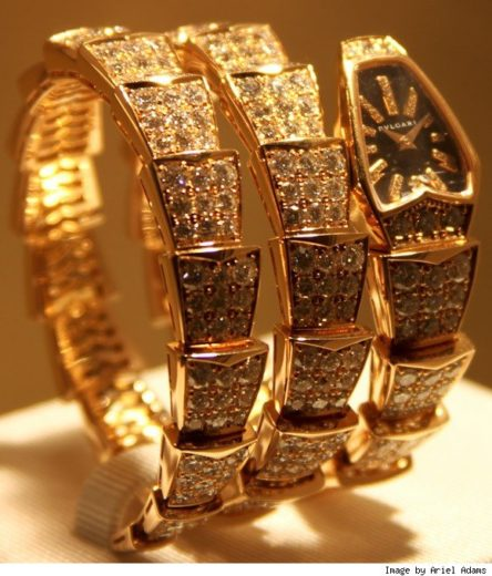 Bulgari Serpenti Watches for Elegant Ladies (5)