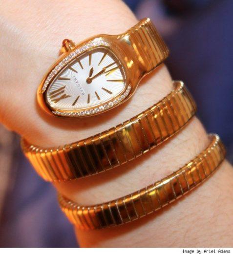 Bulgari Serpenti Watches for Elegant Ladies (1)