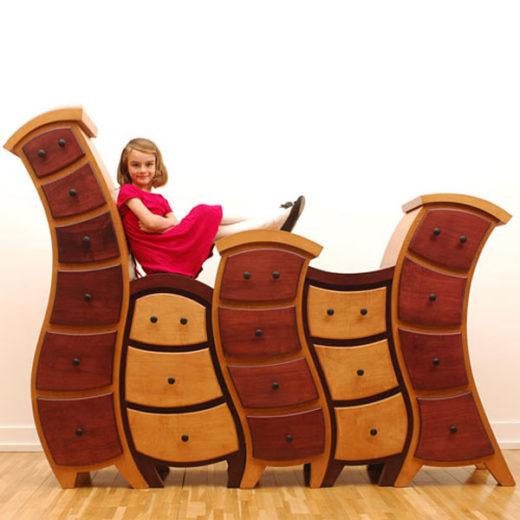 Merveilleux Cartoon Inspired Furniture For Children By Judson Beaumont (4)