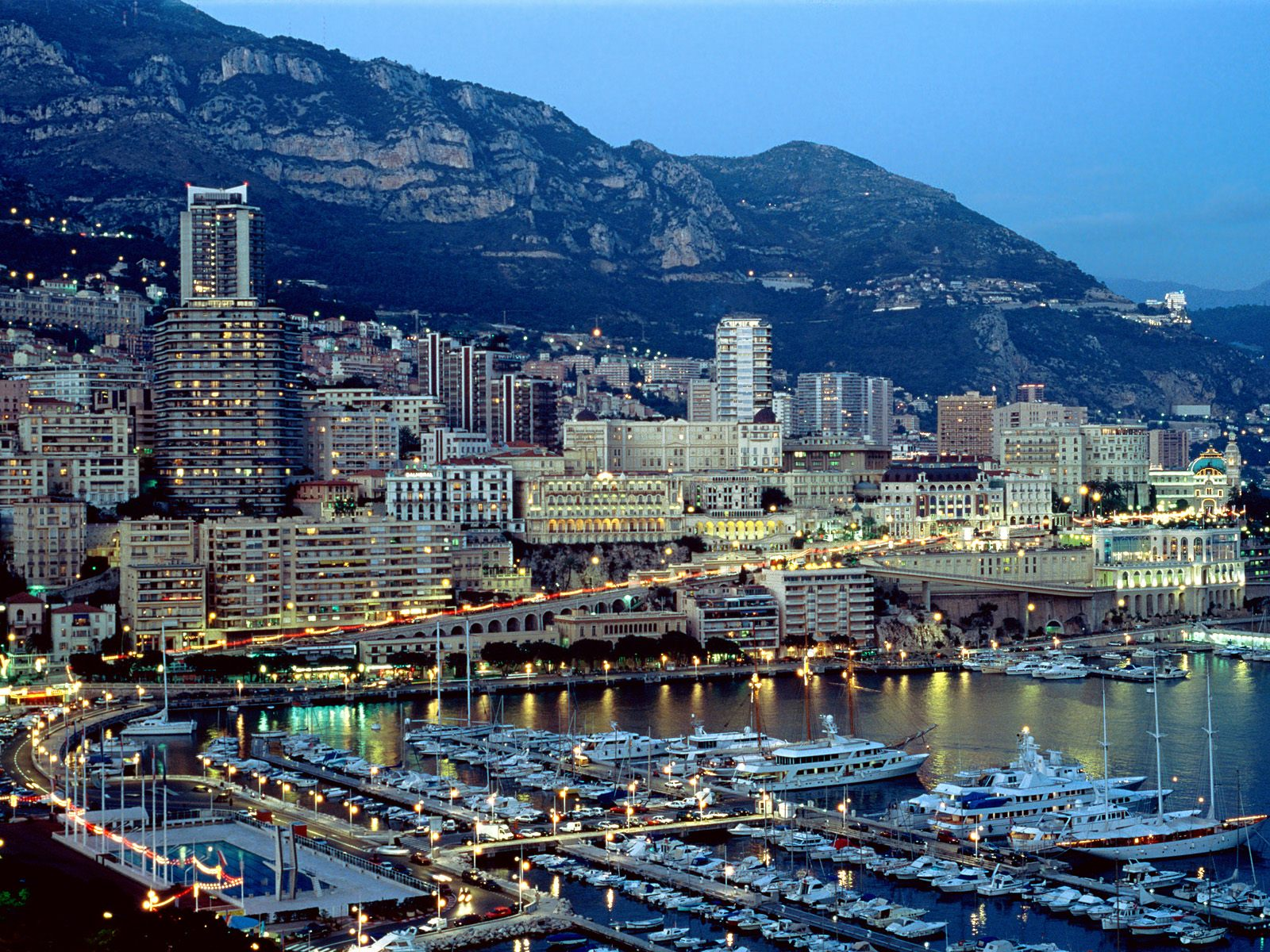 Endless Nights, Monte Carlo, Monaco pictures