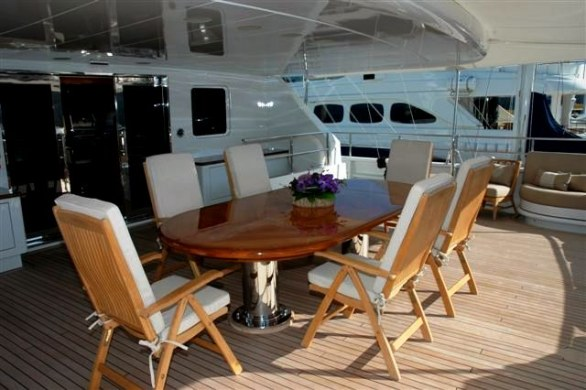 Grace E Luxury Yacht for Charter (2)