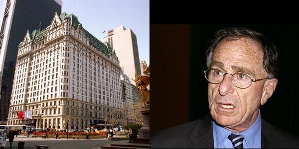Harry Macklowe's Plaza Hotel condo