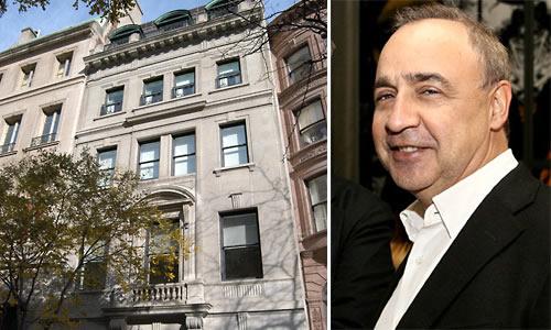 Len Blavatnik's Manhattan townhouse