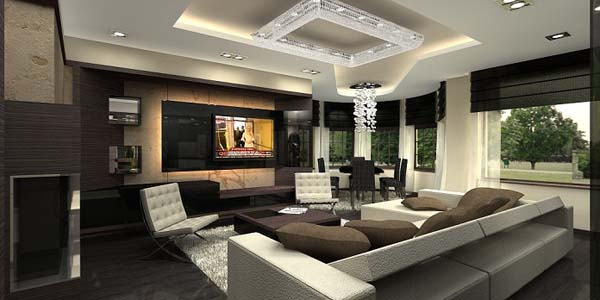 Luxurious Apartment by Archikron Interior Design Studio (17)