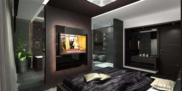Luxurious Apartment by Archikron Interior Design Studio (5)