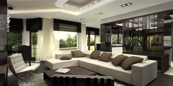 Luxurious Apartment by Archikron Interior Design Studio (16)
