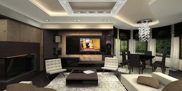 Luxurious Apartment by Archikron Interior Design Studio (15)