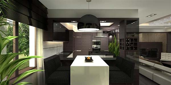 Luxurious Apartment by Archikron Interior Design Studio (11)