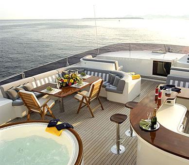 Mabruk III Luxury Yacht (9)