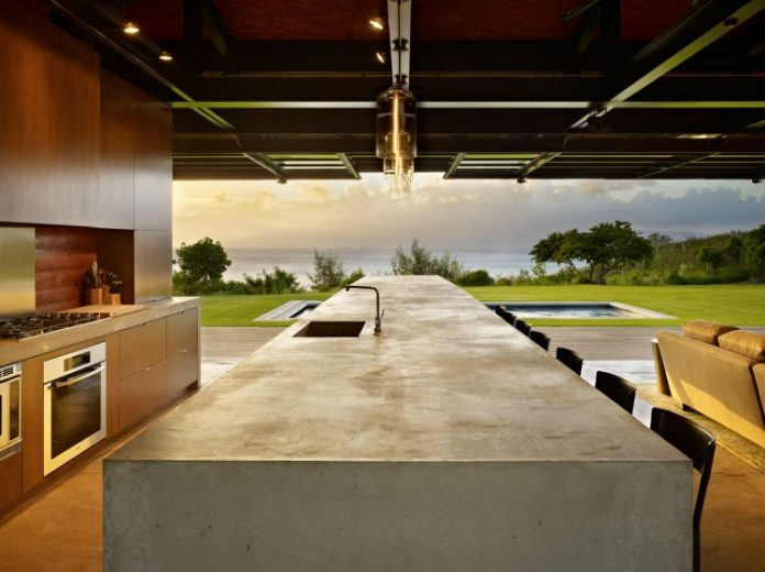 Maui Dream House by Olson Kunding Architects (14)